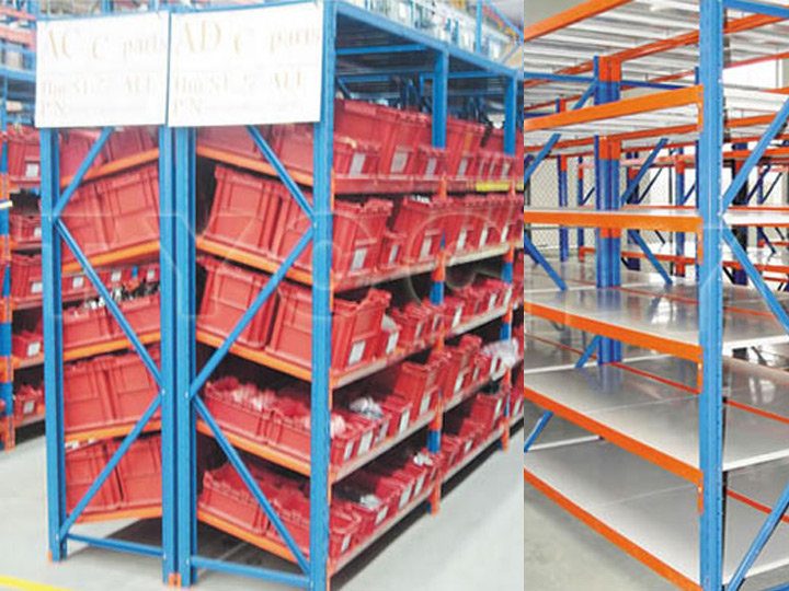 Medium-duty Shelving System